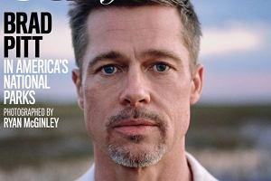 Brad Pitt na okładce 'GQ Style'