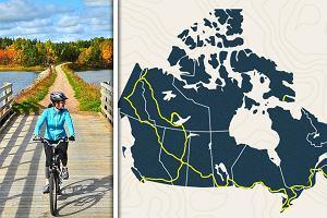 Najdłuższy szlak rowerowy świata - ani jednego samochodu przez ponad... 21 tys. kilometrów!