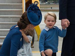 Ksi��� George z ksi�n� Kate