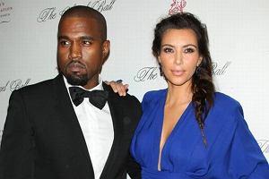 Kim Kardashian da�a Westowi prezent na Dzie� Ojca. Jaki?