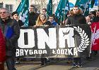 """Po ONRze kolejna """"bojówka"""" patroluje Piotrkowską"""