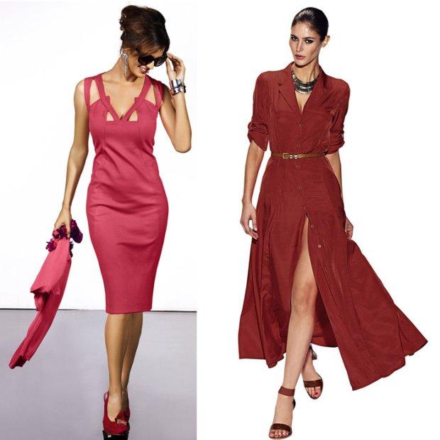 Sukienki bonprix na lato: dobierz fason do figury