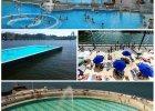 Najpi�kniejsze miejskie k�pieliska Europy. Chwile och�ody podczas wakacji w mie�cie
