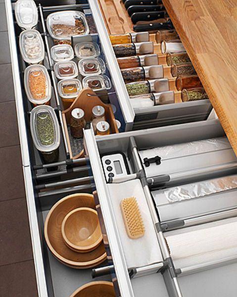 Akcesoria do kuchni, które ułatwią ci życie