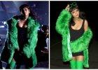 """Rihanna w zieleni od Versace �piewa """"Bitch Better Have My Money"""". Na gali pojawi�y si� te� Taylor Swift i Iggy Azalea [WIDEO + ZDJ�CIA]"""
