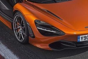 McLaren 720S | Galeria | Lamborghini Huracan na celowniku