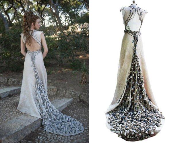 suknia �lubna gra o tron