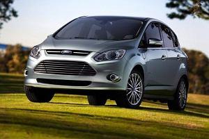 Ford C-Max Energi - lepszy niż Prius?