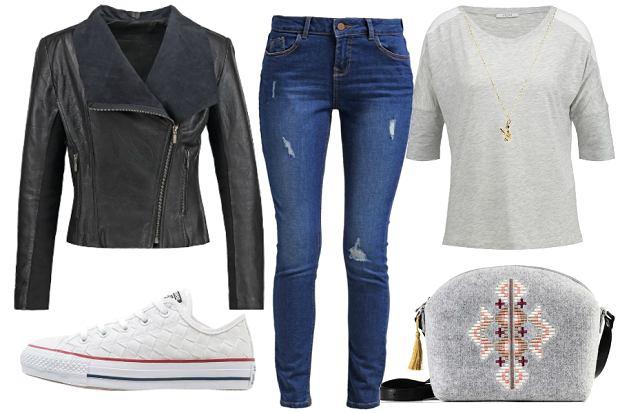 Trampki Converse - z czym je modnie nosić