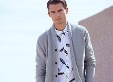 Kardigan - sweter, który powinien zagościć w szafie każdego mężczyzny