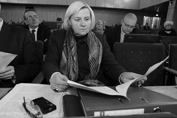 Krystyna Poślednia nie żyje. Zmarła po ciężkiej chorobie