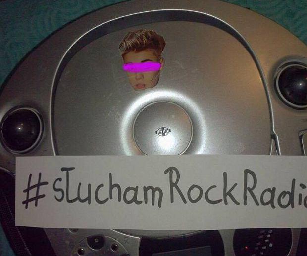 #słuchamRockRadia