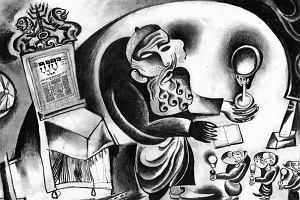 Mesjasz z rodu Efraima. Audioobook przypomni sztetl, chasydów i filozofów