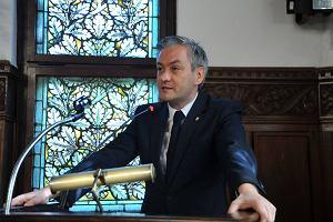 Robert Biedroń bez absolutorium