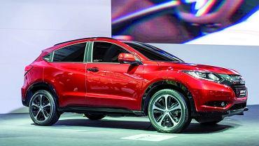2015 Honda H-RV