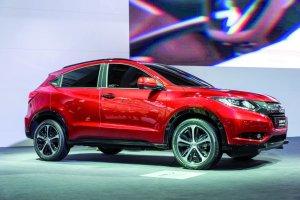 Honda HR-V | Nie tylko benzyna