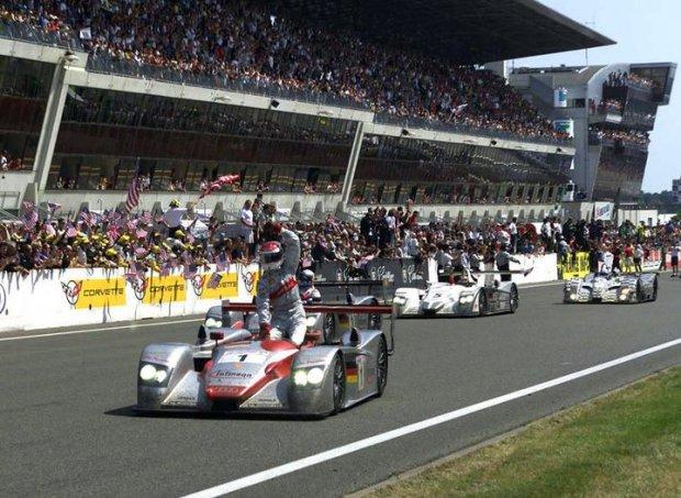 Le Mans 2002