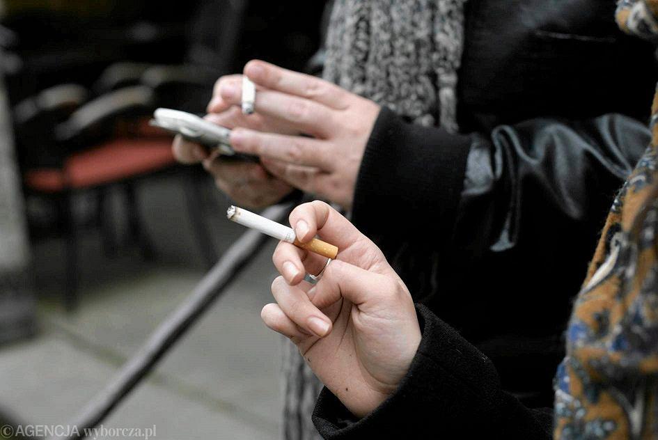 Przebadaj płuca. Cena: jeden papieros