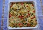 Zapiekanka warzywna z ry�em