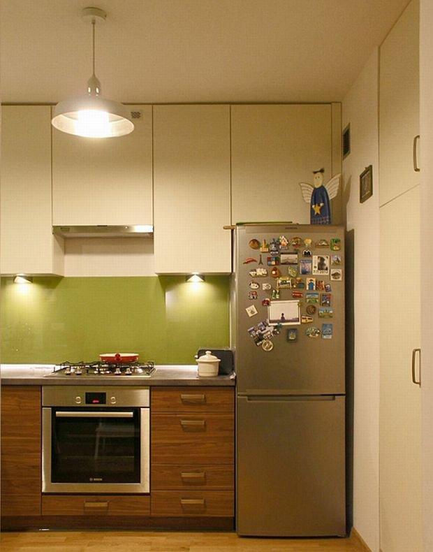 kuchnia, aranżecje wnętrz, metamorfoza kuchni