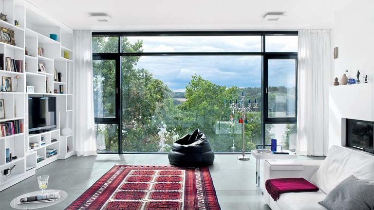 dom w brodnicy otwarty na natur. Black Bedroom Furniture Sets. Home Design Ideas