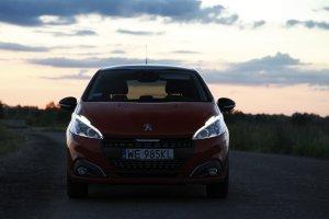 Peugeot 208 1.2 PureTech 110 KM Allure   Test d�ugodystansowy cz. 1   Witaj