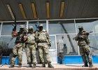 Ukraina: �o�nierz zgin�� w wyniku wybuchu bomby w obwodzie donieckim