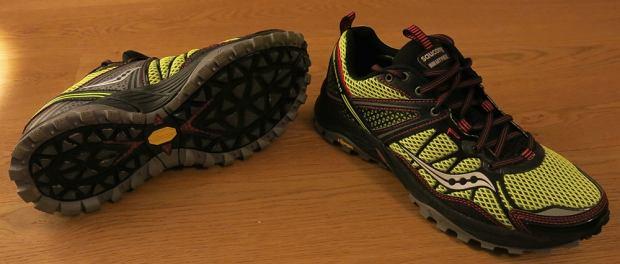 Saucony Xodus - agresywne buty do biegania w terenie