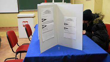 omisja wyborcza we Wrocławiu (Psie Pole)