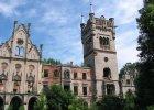 Dwa pałace pod Opolem. Jeden jest architektoniczną perłą, drugi zmienił się w ruinę