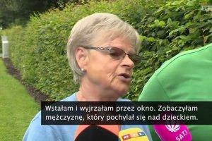 Niemcy. Matka wyrzuci�a tr�jk� dzieci przez okno