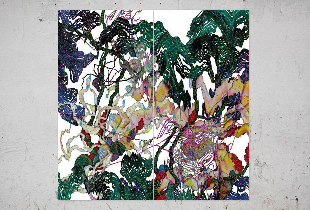 / Yi Chun Lin 'Autumn'. Wystawa 'O potrzebie tworzenia widzeń' w Orońsku