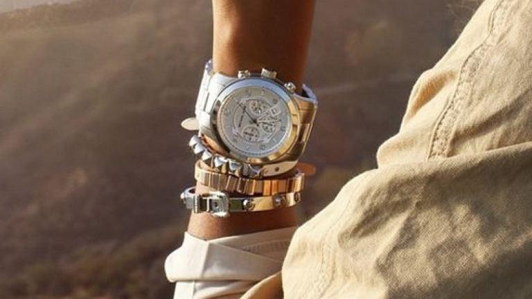 Najlepsze modele damskich zegarków od Michaela Korsa/www.instagram.com/michaelkors/