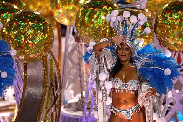 Brazylia - Karnawał w Rio de Janeiro