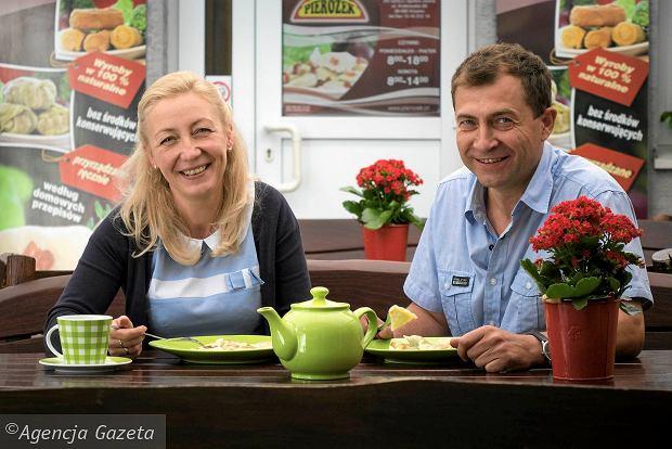 Anna i Robert Szelcowie z Krosna