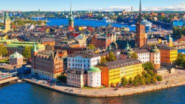 Sztokholm, fot. Oleksiy Mark / shutterstock.com
