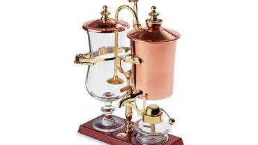 The Genuine Balancing Siphon Coffee Maker. Cena: 700 dol.
