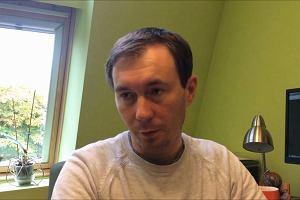 Szymon Walczakiewicz o niżu Xavier