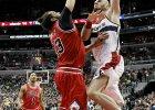 NBA. Popisowy mecz Gortata, Wizards lepsi od Chicago Bulls