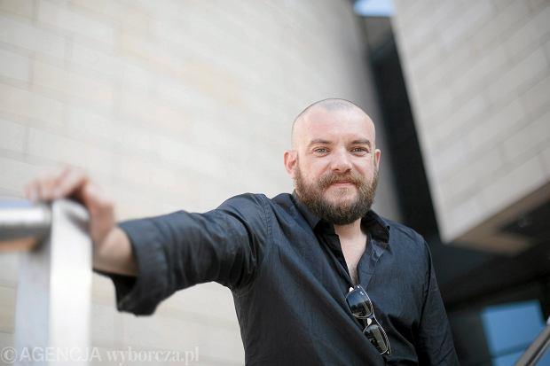 Zdjęcie numer 4 w galerii - Łukasz Palkowski nakręci serial kryminalny.