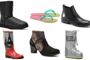 Wellingtonki, uggsy, beatle boots - sprawd�, bo mo�e si� okaza�, �e nosisz je na co dzie�