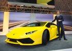 Salon Genewa 2014 | Lamborghini Huracan LP 610-4 | Nast�pca Gallardo