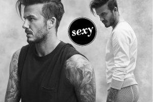 David Beckham dla H&M: gwiazda pi�ki prezentuje bielizn� i lini� Modern Essentials. T�sknili�cie?