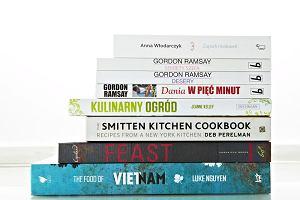 Ksi��ki kulinarne - nowa porcja pysznych lektur