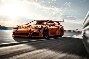 Porsche 911 GT3 RS z... klocków LEGO