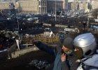 Ukraina: w Charkowie przygotowania do zjazdu przeciwnik�w Majdanu