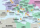 Ta mapa pokazuje jedno miejsce, które koniecznie musisz zobaczyć w każdym kraju świata. Co w Polsce?