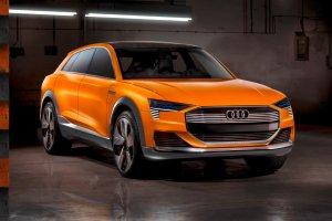 Salon Detroit 2016 | Audi H-tron Quattro Concept | Czas wodoru
