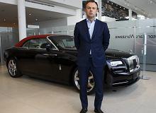 Poznań Motor Show 2017   Rolls-Royce