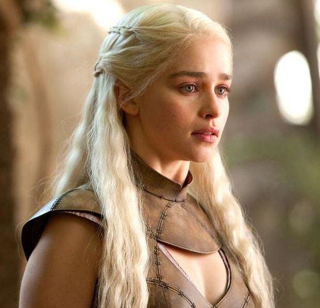 Emilia Clarke w